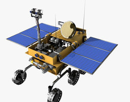 Lunar Rove 3D