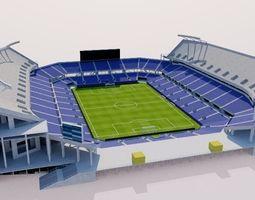 Orlando Citrus Bowl - Camping World Stadium 3D model
