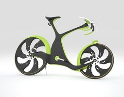 Bicycle Future 3D model