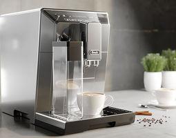 3D Coffee machine electronics