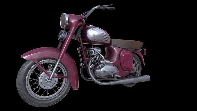 Java 250 motorcycle