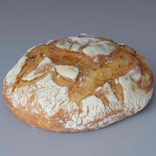 bread 02 photoscan 3d model max obj 1