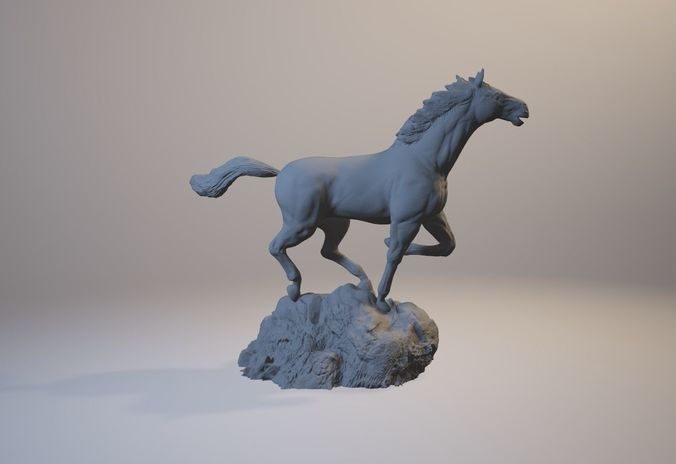 god speed 3d model stl 1