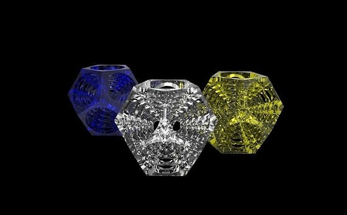 Parametric Regular Turner s Dodecahedron
