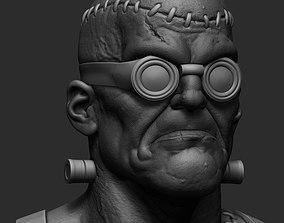 3D model Franky Von