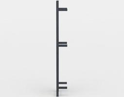 ladder 3d model realtime