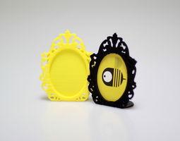 3D printable model Photo frame