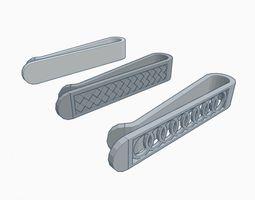 Tie Clips 3D printable model
