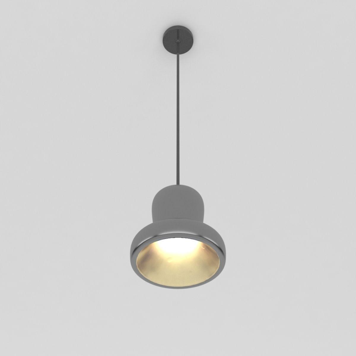 Pendant Lamp 1 3D Model MAX OBJ