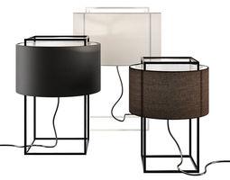 3D model Metalarte Lewit Table lamp