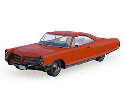 3D model Pontiac Bonneville 1965