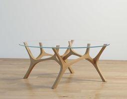 Tabanda MOOSE Coffee Table 3D model