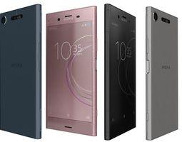Sony Xperia XA1 Plus All Colors 3D