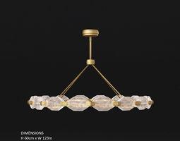 3D model Fine Art Lamps Allison Paladino 873140