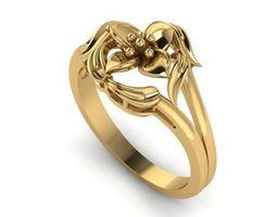 3D printable model Ring T00374