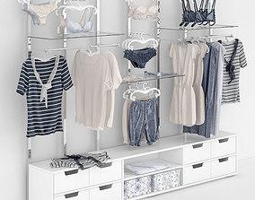 3D boutique lingerie