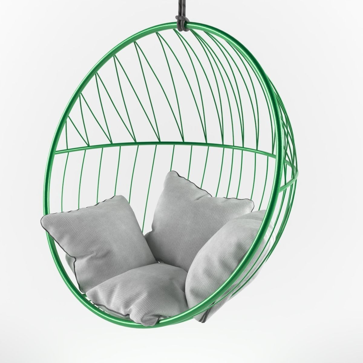 ... Bubble Hanging Chair 3d Model Max Obj Mtl Fbx Tga 2 ...