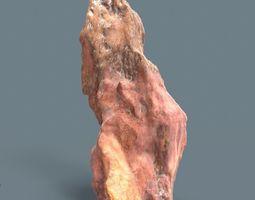 Flame Rock 3D model