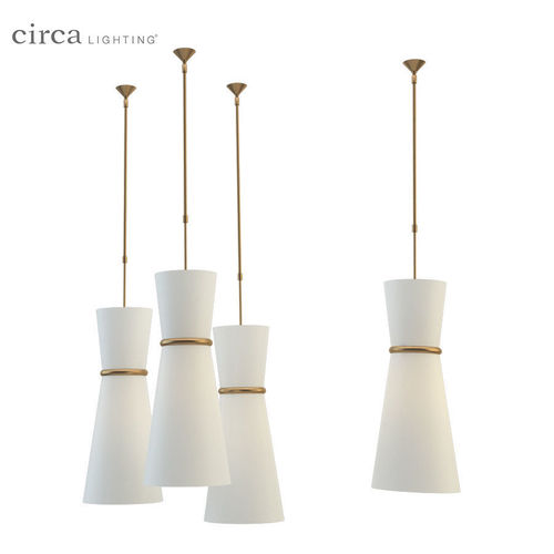 Clarkson Large Single Pendant D CGTrader - Large single pendant light