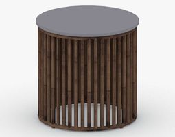 0435 - Coffee Table 3D asset
