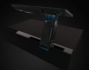 3D Control Desk