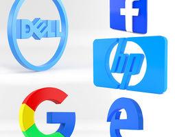 3D Logo 5