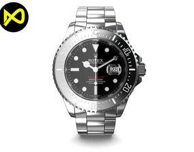 Rolex Sea-Dweller Watch 2017 3D