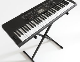 3D Synthesizer Cassio CTK-3200