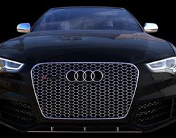 Audi Rs5 3D model