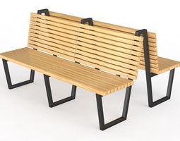 Bench - 10 3D