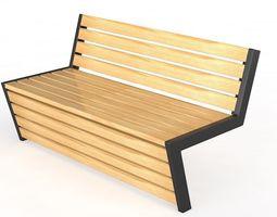 3D Bench - 12