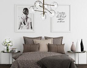 Bedroom set4 3D model