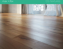 Wooden floor 03 WITHOUT PLUGINS-FREE 3D
