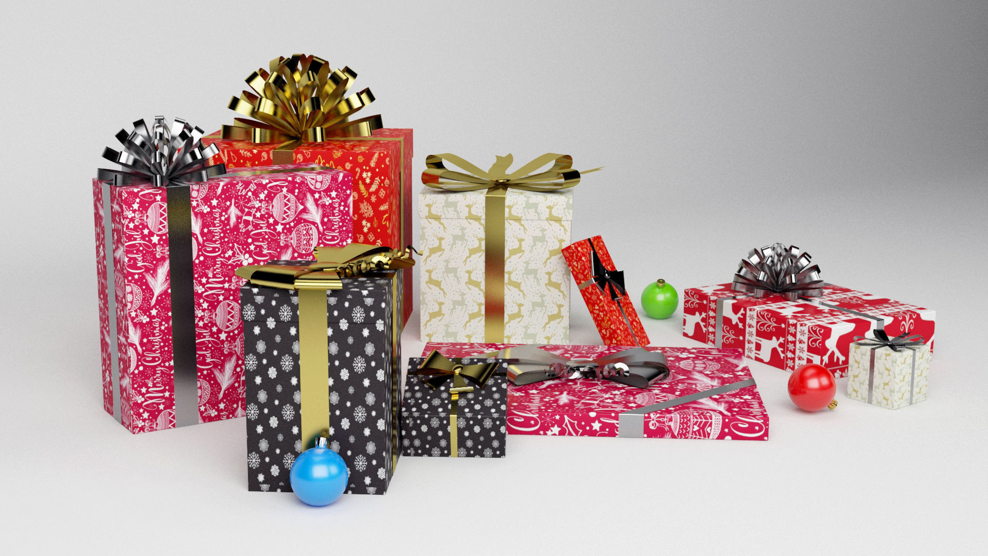Christmas Gift - Gift Set - Packed -