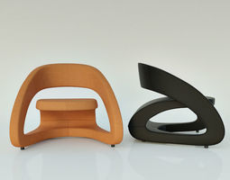 3D Smile Chair by BBB