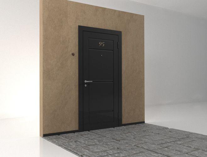 the input metal doors 3d model max obj mtl fbx 1