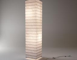3D IKEA Paper Lamp