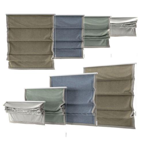 Roman Curtains   3D Print Model
