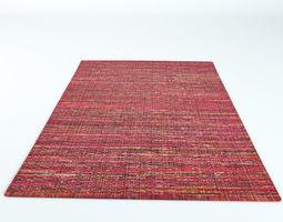 3D model Carpet Vivabita LA REDOUTE tapis