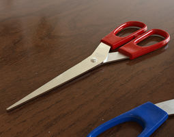 3D model IKEA Trojka Big Scissors