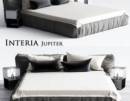 3D Interia Bed