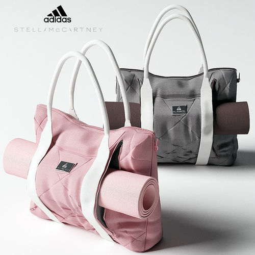7a9109847e Adidas Yoga Bag 3D model