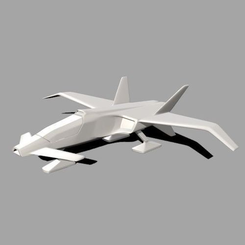 Spacecraft concept vehicle