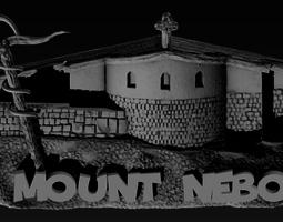 Mount Nebo Church 3D printable model