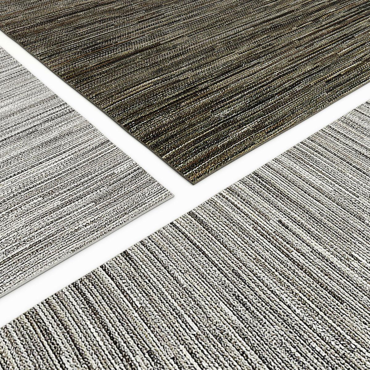 RH TRIA RUG carpet