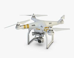 DJI PHANTOM 3 PRO 3D model other