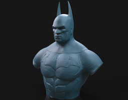 Batman Bust 3D printable model