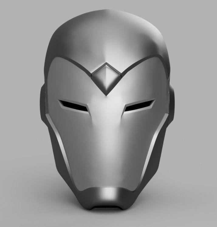 Superior Iron Man Helmet