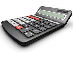 desktop calculator 3d