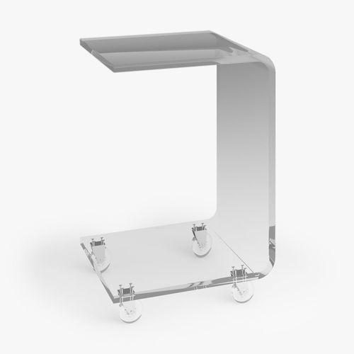 Peekaboo C Table 3D Model